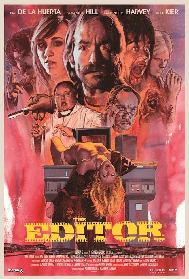 ¡Cartelicos!: The Editor