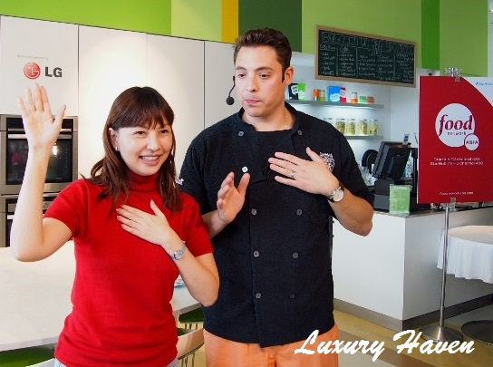 food network asia jeff mauro luxury haven