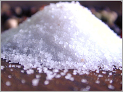 How to free your body of accumulated salt