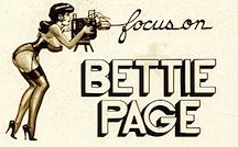 Rare Bettie Page