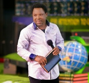 PROPHET T.B JOSHUA: BELIEF IN HIS WORD