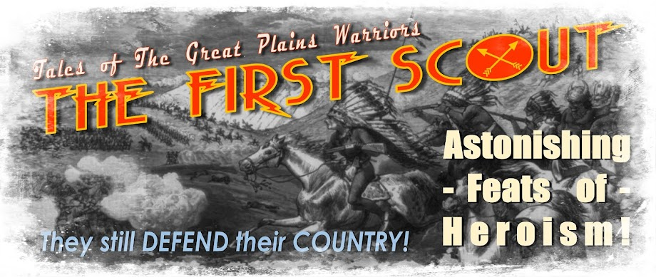 The First Scout: Tales of The Great Plains Warriors