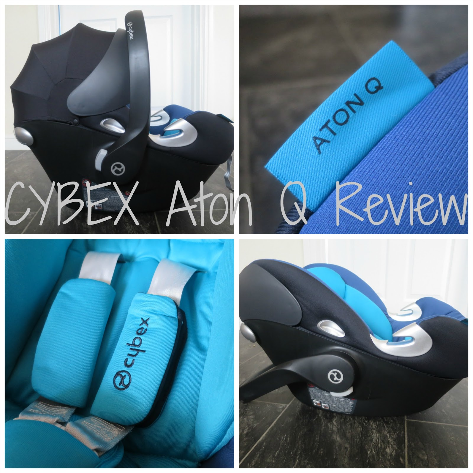 review cybex aton q car seat nicola johnston. Black Bedroom Furniture Sets. Home Design Ideas