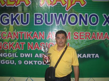 piala raja pada 09 oct 2011