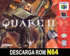 Quake 2 64 n64
