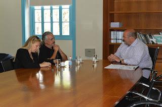 Prefeito Márcio Catão se reúne com gerência regional da Cedae
