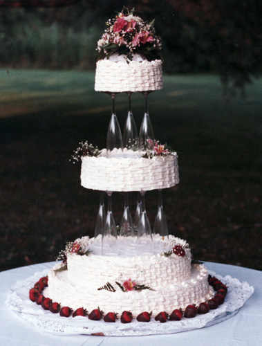 Best wedding idea extraordinary wedding cake
