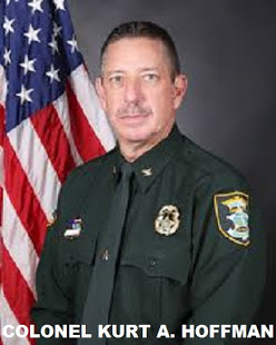 Kurt Hoffman announced his candidacy for Sarasota Sheriff