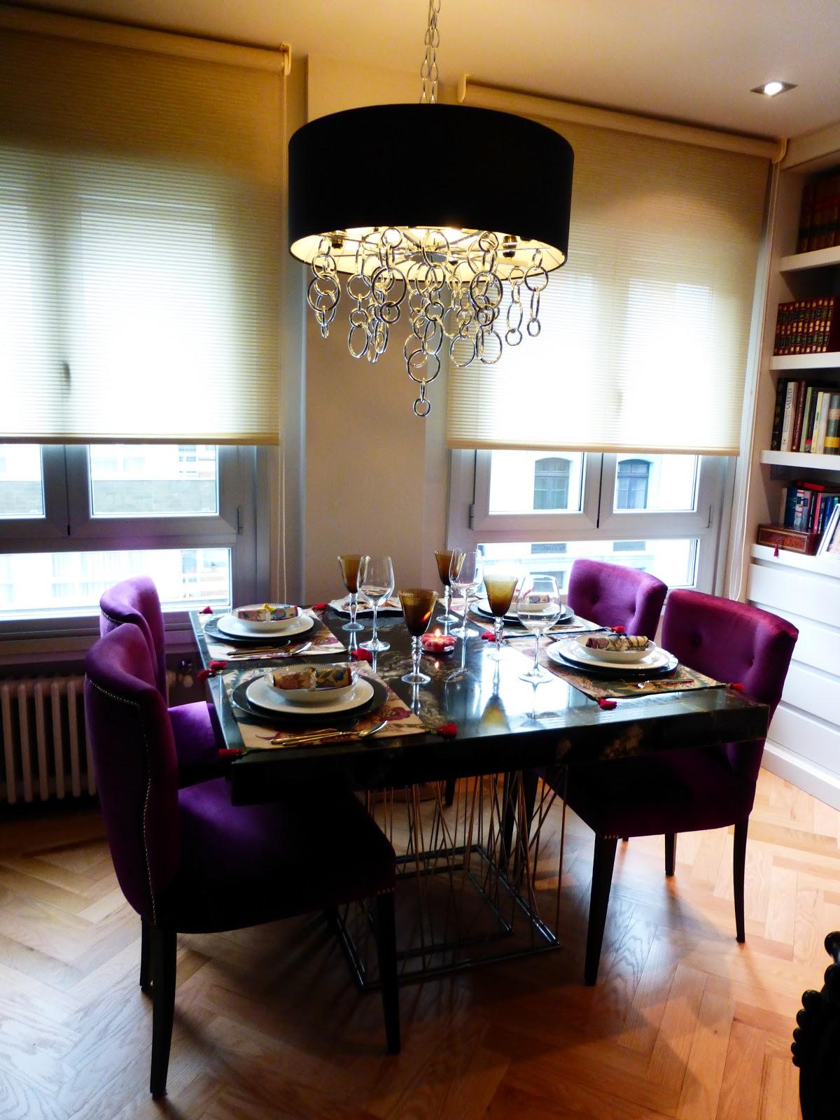 El blog de casa nueva una mesa perfecta - El pais vajilla zara home ...