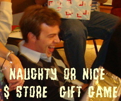 Naughty? or Nice? Fun Family  Gift Exchange Game