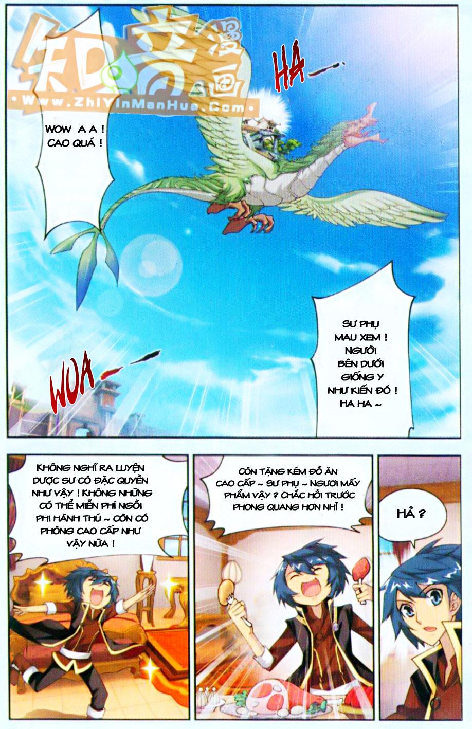 Đấu Phá Thương Khung chap 37 page 15 - IZTruyenTranh.com
