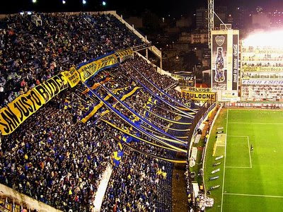 Club Atletico Boca Juniors estadio de futbol