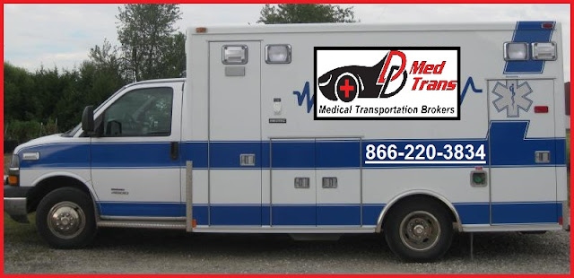 Non-Emergency Ambulance Service In Arizona, USA