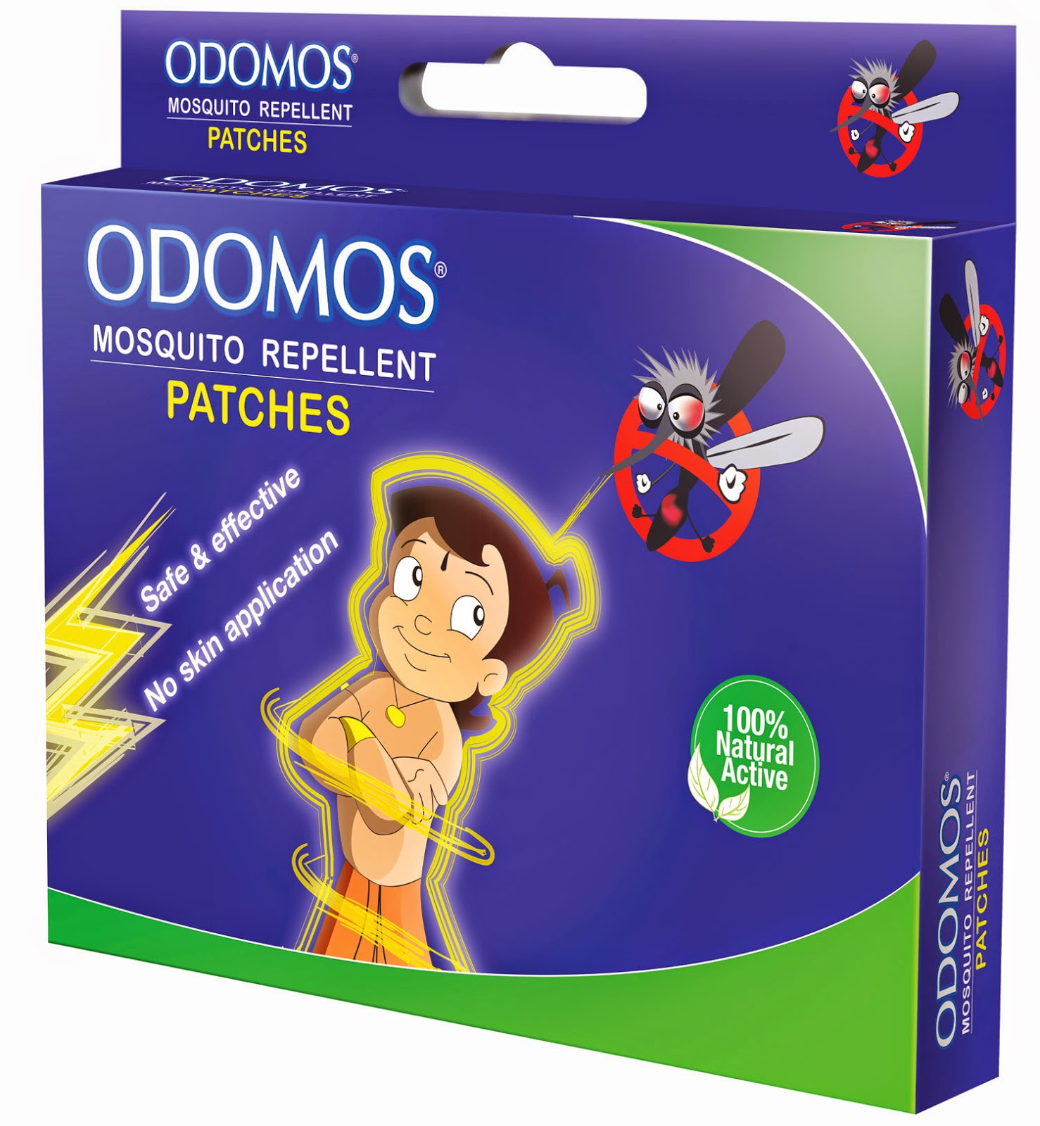 Odomos Mosquito Repellent Patches - Home Living