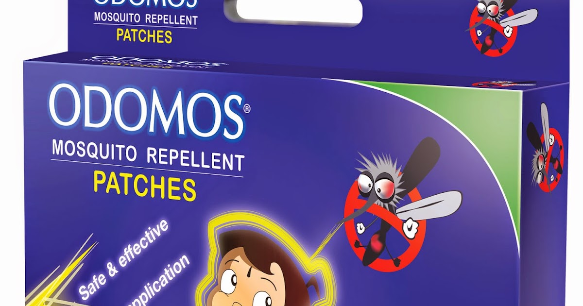 Odomos mosquito repellent patches reviews