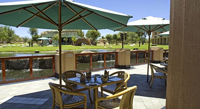 Windhoek Country Resort and Casino Resort Namibia
