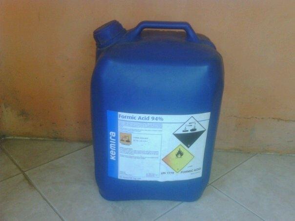 cv  lumada bitha sukses  formic acid   hcooh  kadar 85