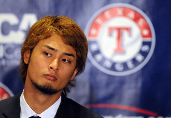 Darvish has a radical lifestyle, as the 25-year-old has posed nude for a ...