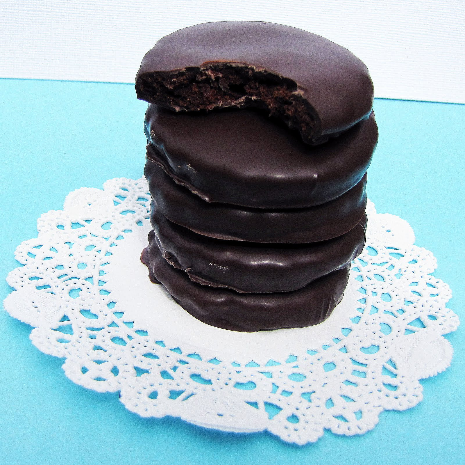 Rumbly in my Tumbly: Homemade Girl Scout Thin Mints