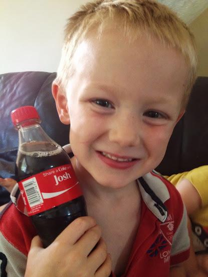 named coke bottle