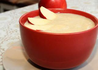 Суп из яблок