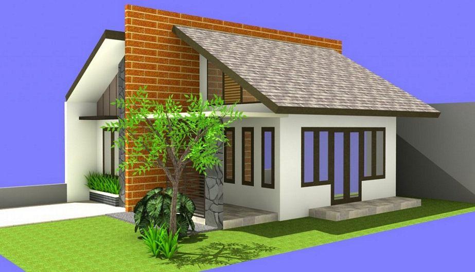 gambar sketsa rumah 1 lt terkini