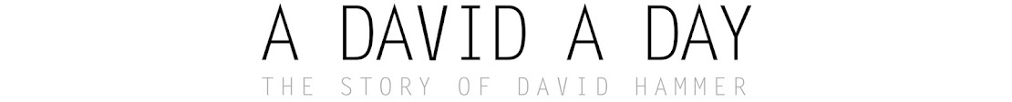 A DAVID A DAY.