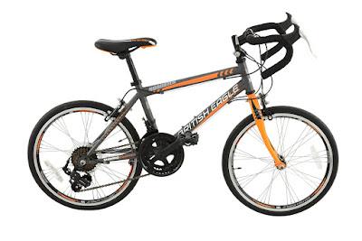 JUGUETES - BICICLETAS  British Eagle Road - Bicicleta infantil  Comprar en Amazon