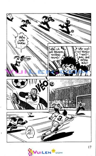 Jindodinho - Đường Dẫn Đến Khung Thành III  Tập 12 page 17 Congtruyen24h