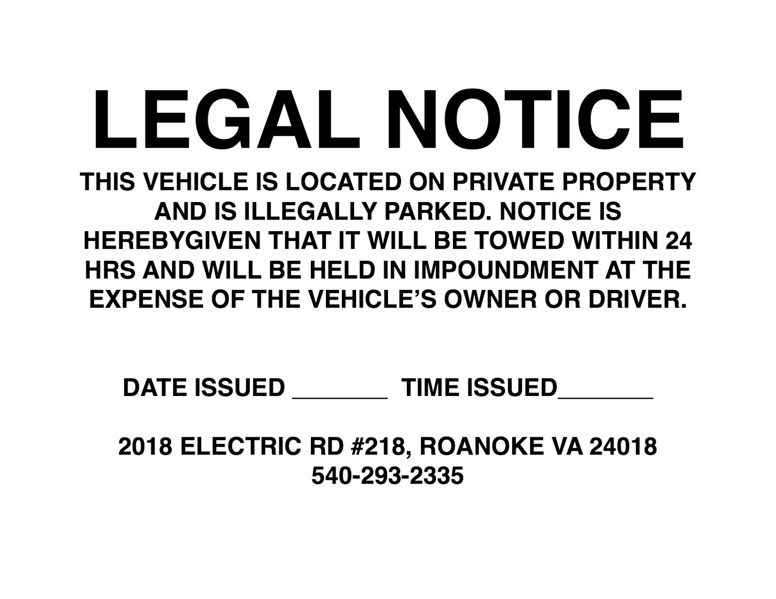 How To Get Car Out Of Impound Without License