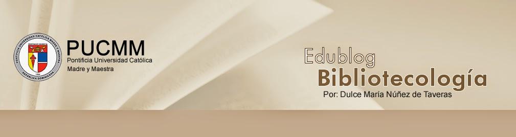 Edublog en Bibliotecología