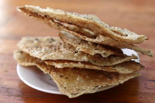 Mussel with Rice Pancake - Hến Xúc Bánh Đa