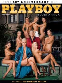 Revista Playboy Sudafrica-Enero 2014 PDF Digital