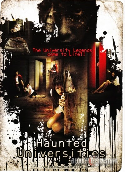 download film gratis haunted universities