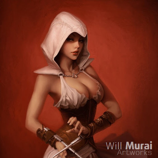 Will Murai's Artworks