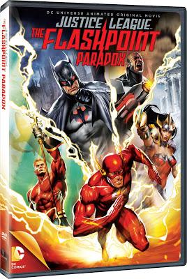 Liga de la Justicia: La Paradoja del Tiempo 2013 DVDRip Latino 1 Link FS