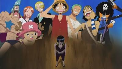 Misteri One Piece