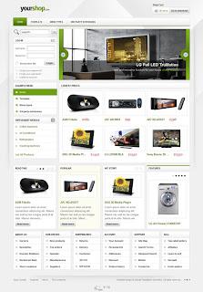 YourShop - Joomla Template GavickPro