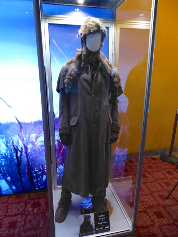 Leonardo DiCaprio Revenant Hugh Glass movie costume