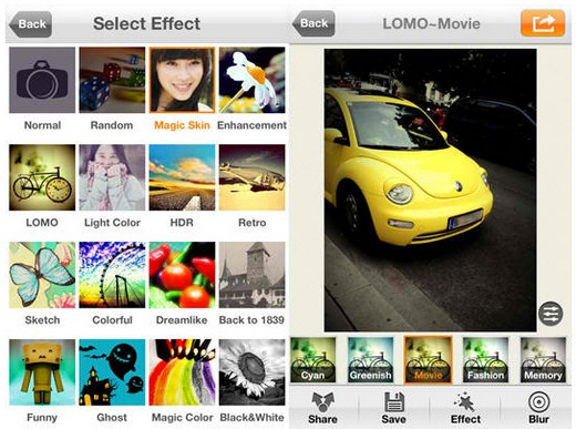 Free Download Camera360 5.4.6 APK for Android