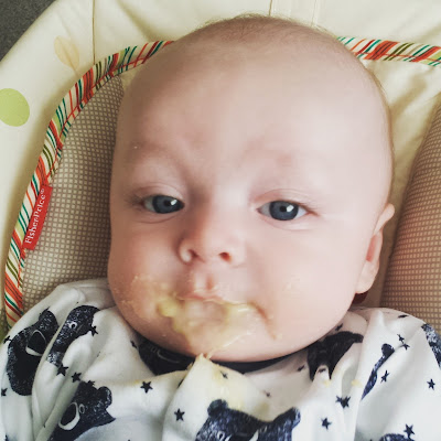 Me, Being Mummy: Week 18 – Weaning!