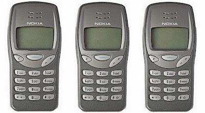 Ponsel Terlaris Di Dunia - Nokia 3210