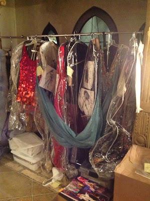 Cher costumes