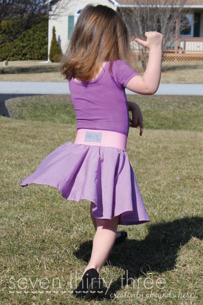 diy little einstein june inspired dress tutorial