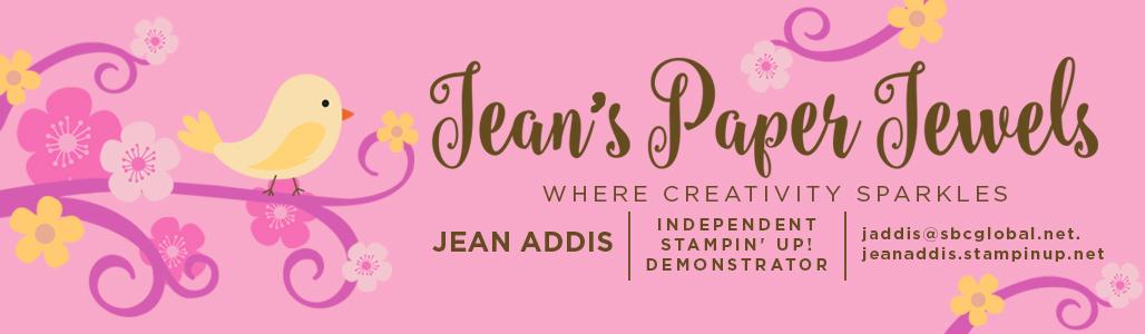Jean's Paper Jewels