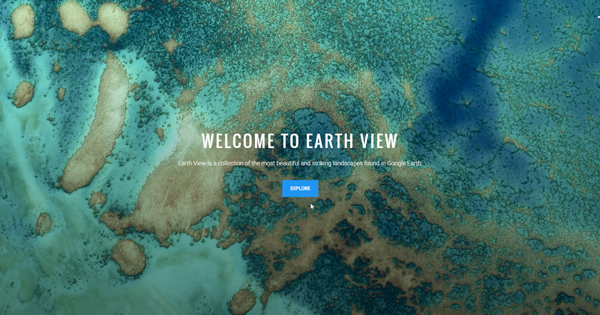 Google 地球釋出 1500 張最美衛星地圖空拍照片下載