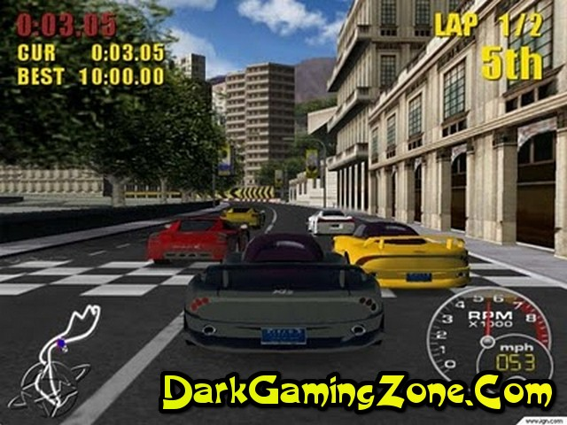 Supercar Street Challenge Game Free Download Full Version For Pc