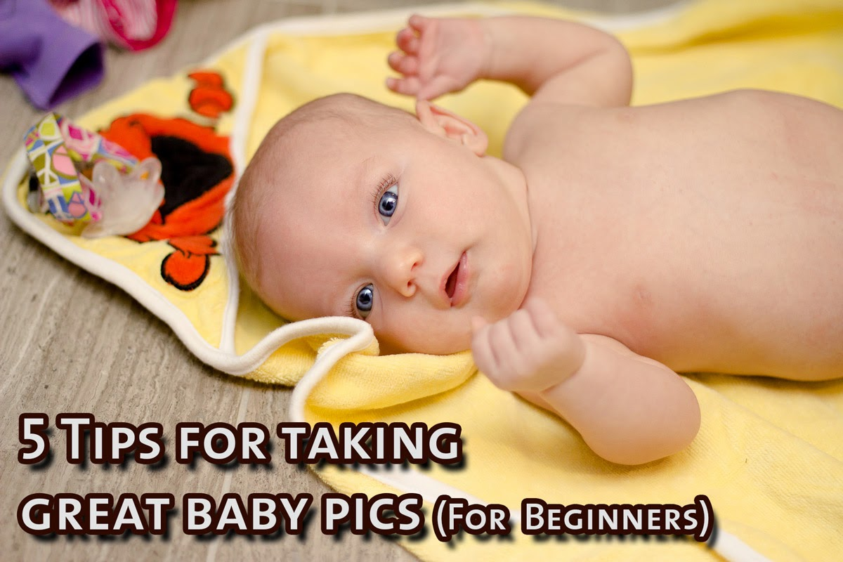 Embrace Creative: Tips for taking great pics of your baby ...