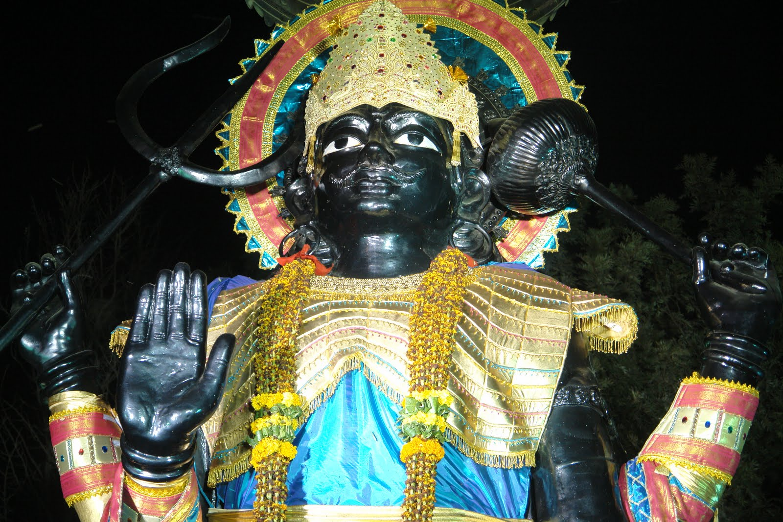 Picture of lord shani dev and remedies for shani dosha