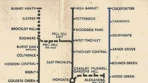 Borehamwood London Underground London Underground Lines